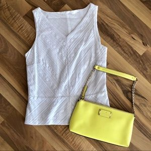 Perfect spring Kate Spade cross body bag-like new!